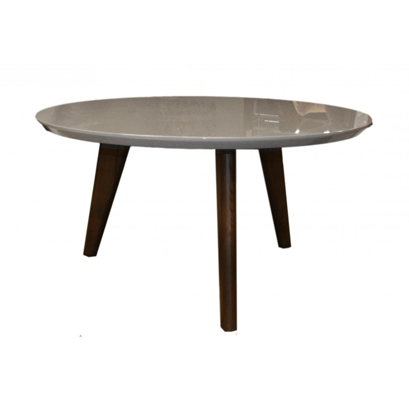 Table basse grand mod le trois pieds design scandinave for Pied de table scandinave