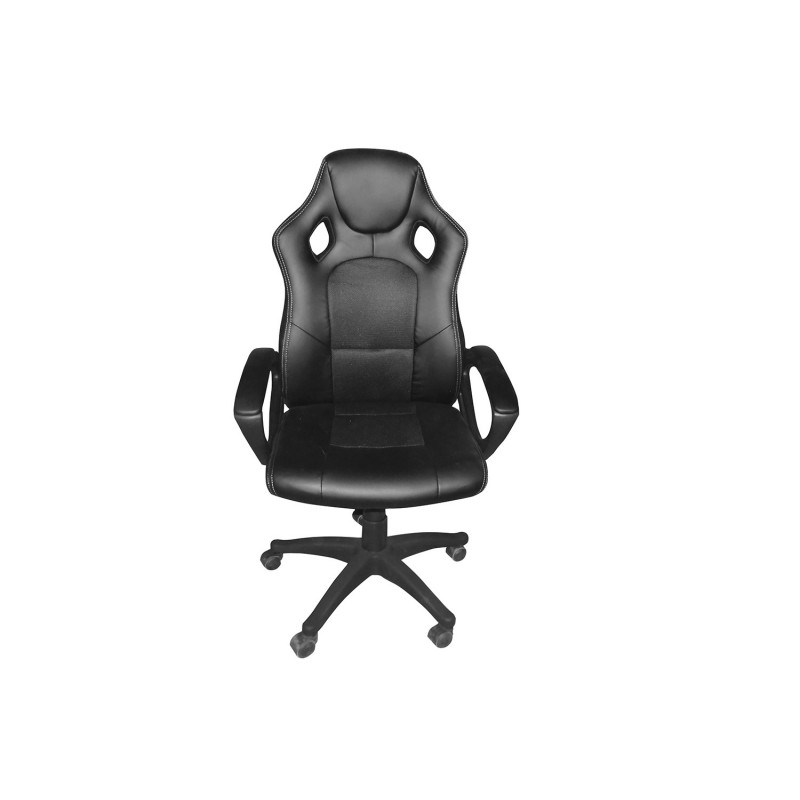 Fauteuil De Bureau Gaming Noir Ergonomique Et Confortable   Design Siège  Baquet   Collection GAMER