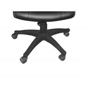 Fauteuil de bureau gaming noir ergonomique et confortable - design siège baquet - collection GAMER