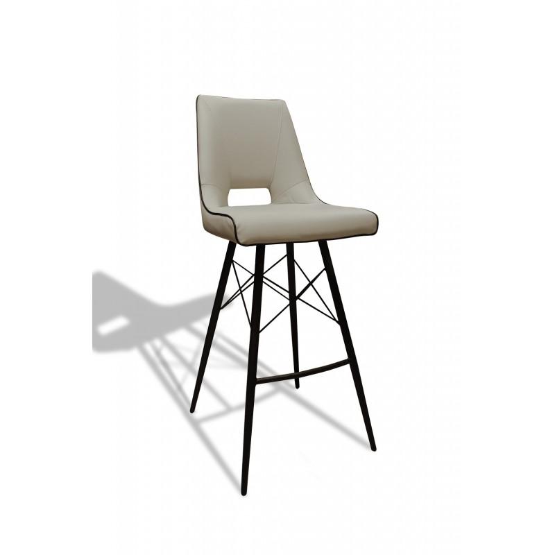 tabouret de bar design moderne vogue. Black Bedroom Furniture Sets. Home Design Ideas