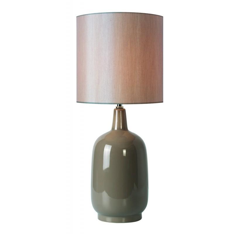 lampe poser vase c ramique design vintage grand mod le ga a. Black Bedroom Furniture Sets. Home Design Ideas