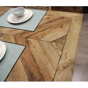 Table de repas rectangulaire 200 cm -  Collection CHALET