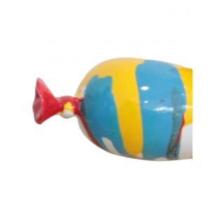 statue chien style Balloon Dog multicolor en résine -  BAUDRUCHE