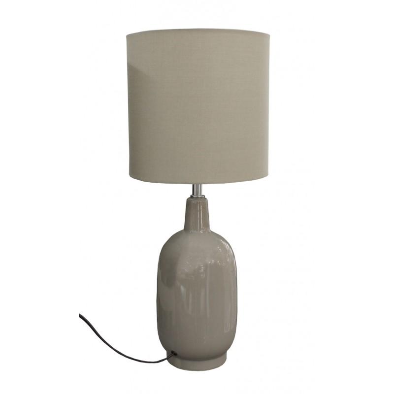Lampe à poser VASE céramique design vintage Petit modèle - GAïA