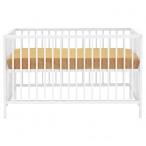 Lit bébé en hêtre blanc - BARBAPAPA 2358