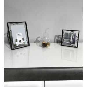 Vase à poser moyen en verre transparent - GLASSBOX