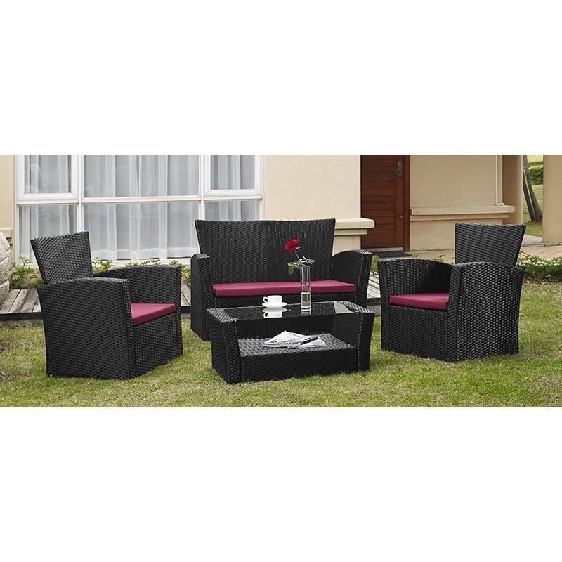 Stunning Salon De Jardin Lounge Set Ideas - Amazing House Design ...