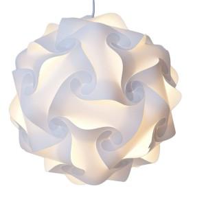 Lampe Puzzle à poser ou suspendre ⌀35