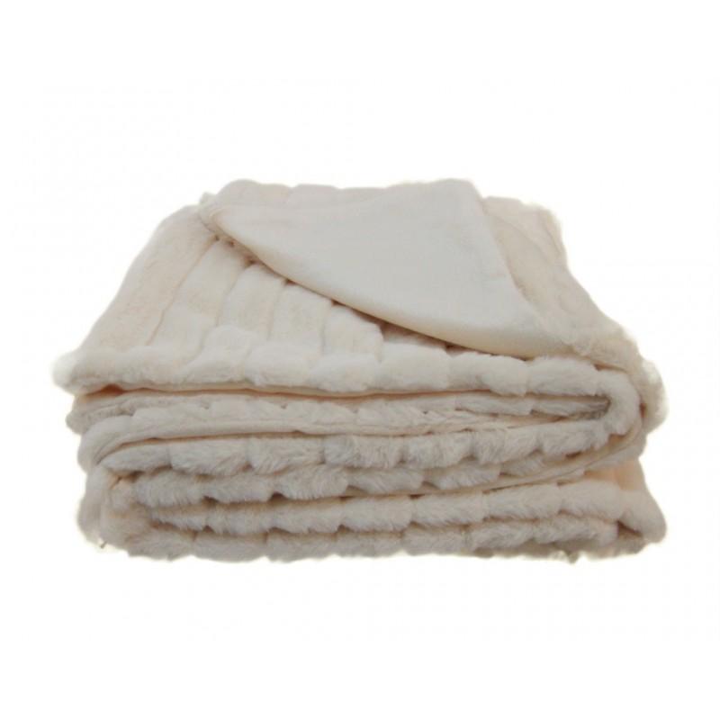 plaid polka doux blanc cass coussin. Black Bedroom Furniture Sets. Home Design Ideas