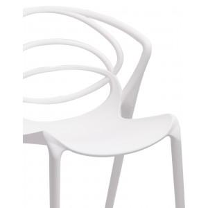 MIA Lot 4 chaises Design inspiration Master Kartell