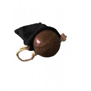 Balle de softball vintage...