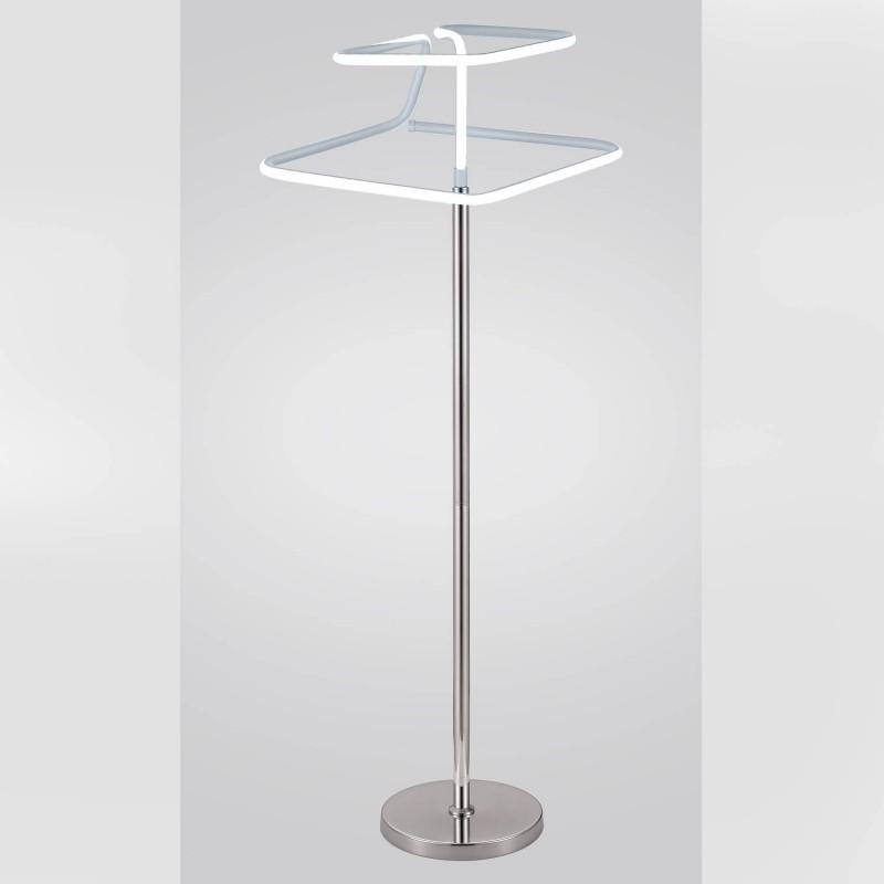 lampadaire design et original led losang eclairage dynamique blanc froid classe nerg tique. Black Bedroom Furniture Sets. Home Design Ideas