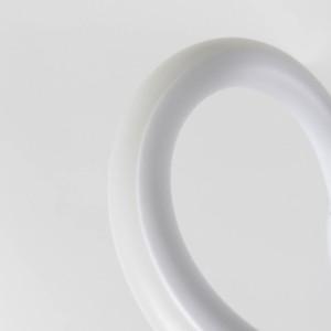 Lampe design flamme LED  - Eclairage dynamique blanc froid - Classe énergétique A++ -ZEBULE
