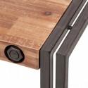 table style industriel 120 cm Workshop