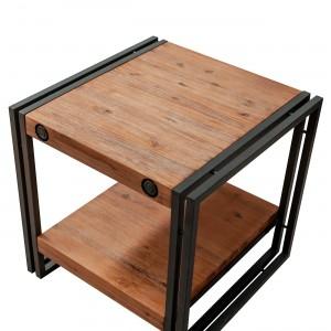 table d 39 appoint bout de canap workshop table d. Black Bedroom Furniture Sets. Home Design Ideas