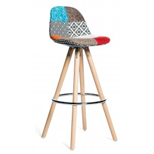 promos - Lot De 2 Tabouret De Bar