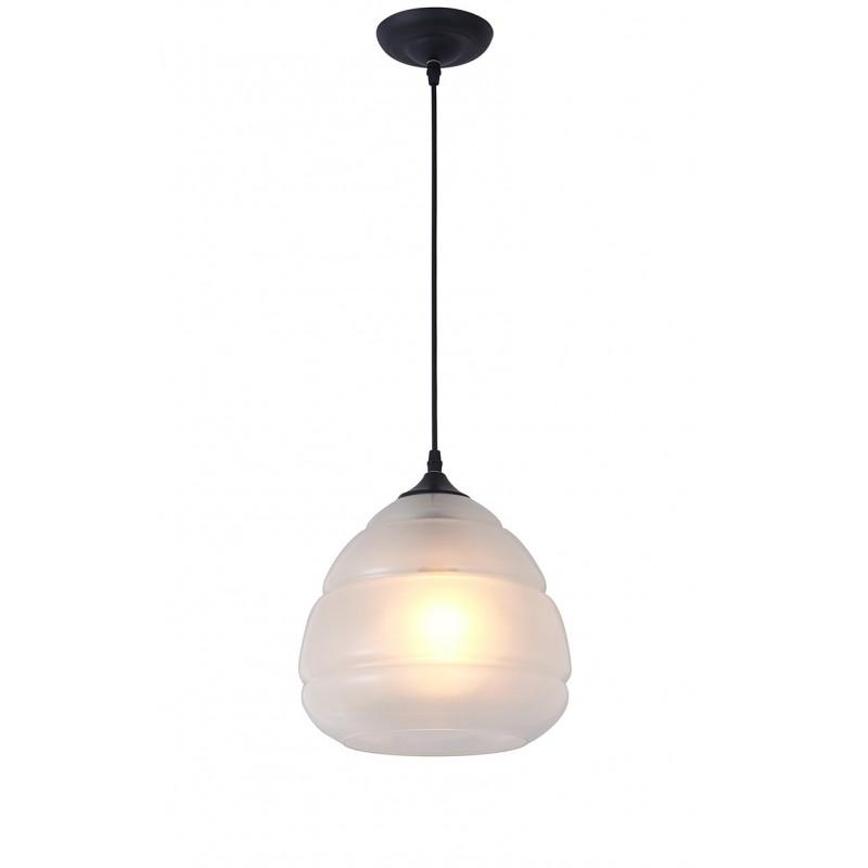 Suspension en verre blanc opaque - décoration cuisine et salon – design rétro scandinave – VALO OPAQUE