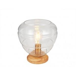 Lampe à poser en verre - décoration - design tendance art déco – VALO ART DECO