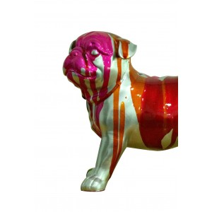 Petit chien bulldog...
