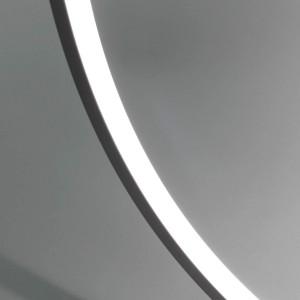 Led … Lampe Circle Et Blanc AHoop Design Énergétique Dynamique Originale Eclairage Classe YEW2IDH9