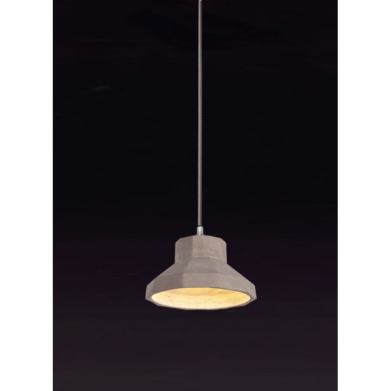 Suspension BETON - design industriel contemporain - KLINT